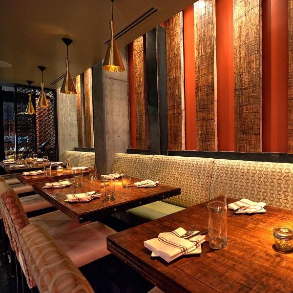 Central bistro nver custom restaurant erior dsc