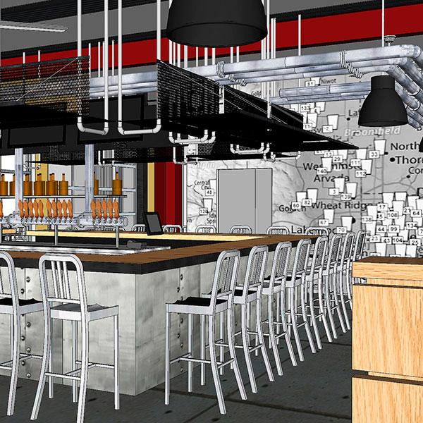 Custom Nightclub, Dance Club, Bar & Restaurant Interior Design by Shike Design