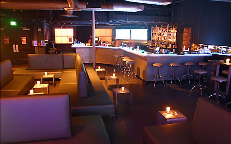 Custom Design/Sketchup - Lower Dance Floor Lounge - Rise Nightclub, Denver, Colorado - Custom Interior Design by ShikeDesign.com