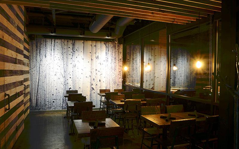 Custom Nightclub, Dance Corner House - Club, Bar & Restaurant Interior Design by Shike Design Custom Nightclub, Dance Club, Bar & Restaurant Interior Design by Shike Design