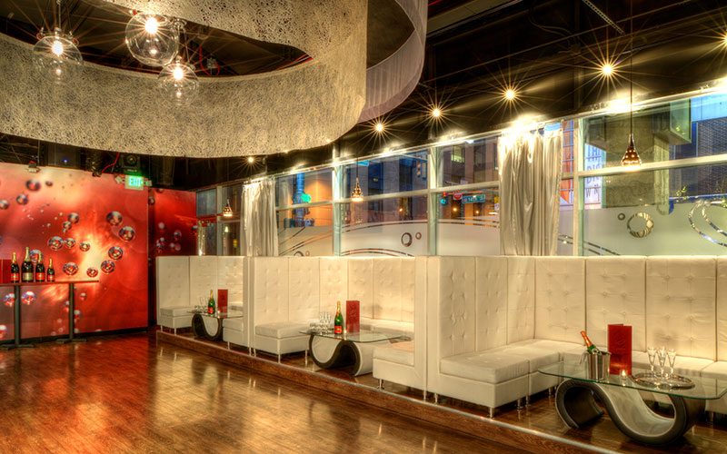 Epernay Custom Nightclub, Dance Club, Bar & Restaurant Interior Design by Shike Design, Denver, Colorado Custom Nightclub, Dance Club, Bar & Restaurant Interior Design by Shike Design